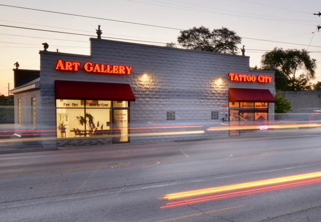 Our Tattoo Studio Near Joliet, IL